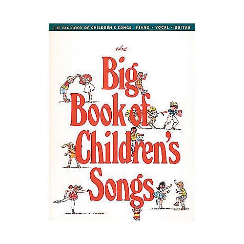 Hal Leonard The Big Book of Children's Songs thumbnail