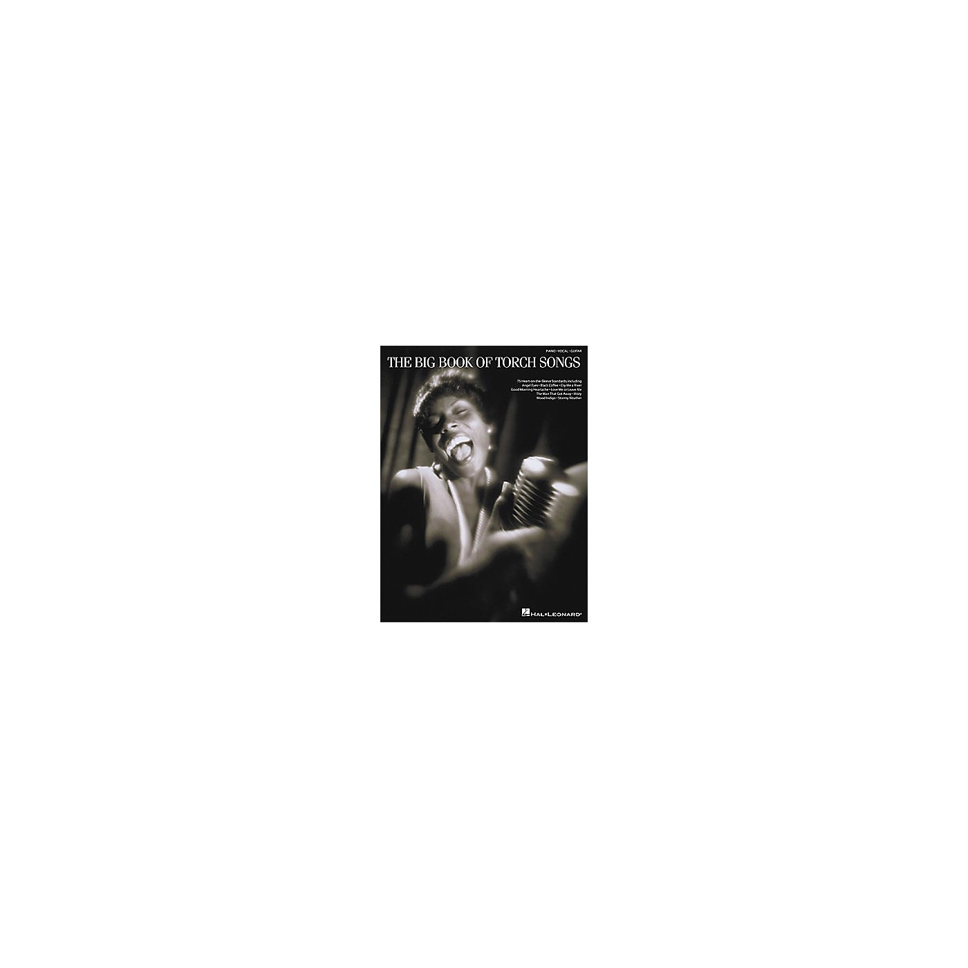 Hal Leonard The Big Book of Torch Songs Songbook thumbnail