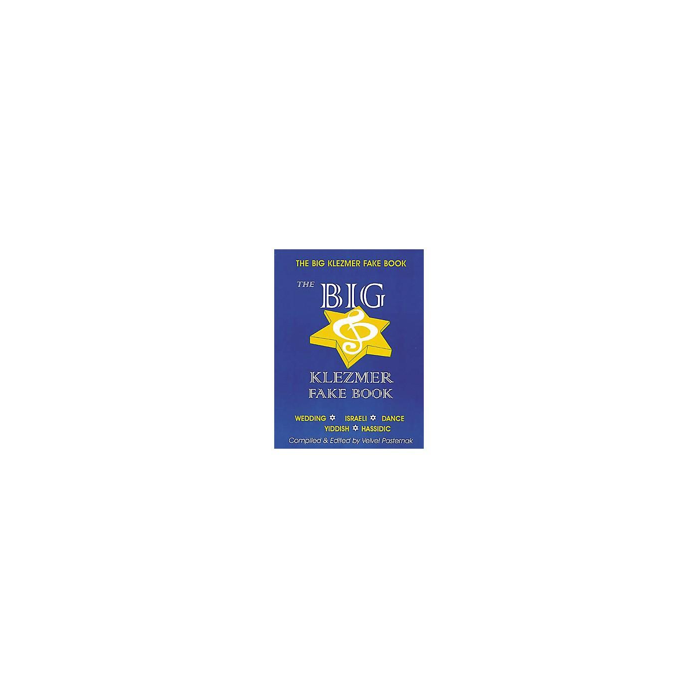 Tara Publications The Big Klezmer (Fake Book) thumbnail