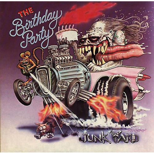 Alliance The Birthday Party - Junkyard thumbnail