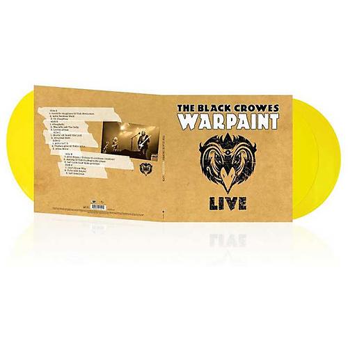 Alliance The Black Crowes - Warpaint Live thumbnail