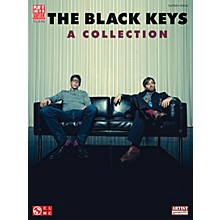 Cherry Lane The Black Keys - A Collection Guitar Tab Songbook
