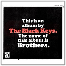 The Black Keys - Brothers (with Bonus CD) Vinyl LP