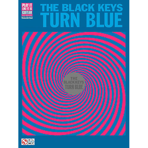 Cherry Lane The Black Keys - Turn Blue Guitar Tab Songbook thumbnail