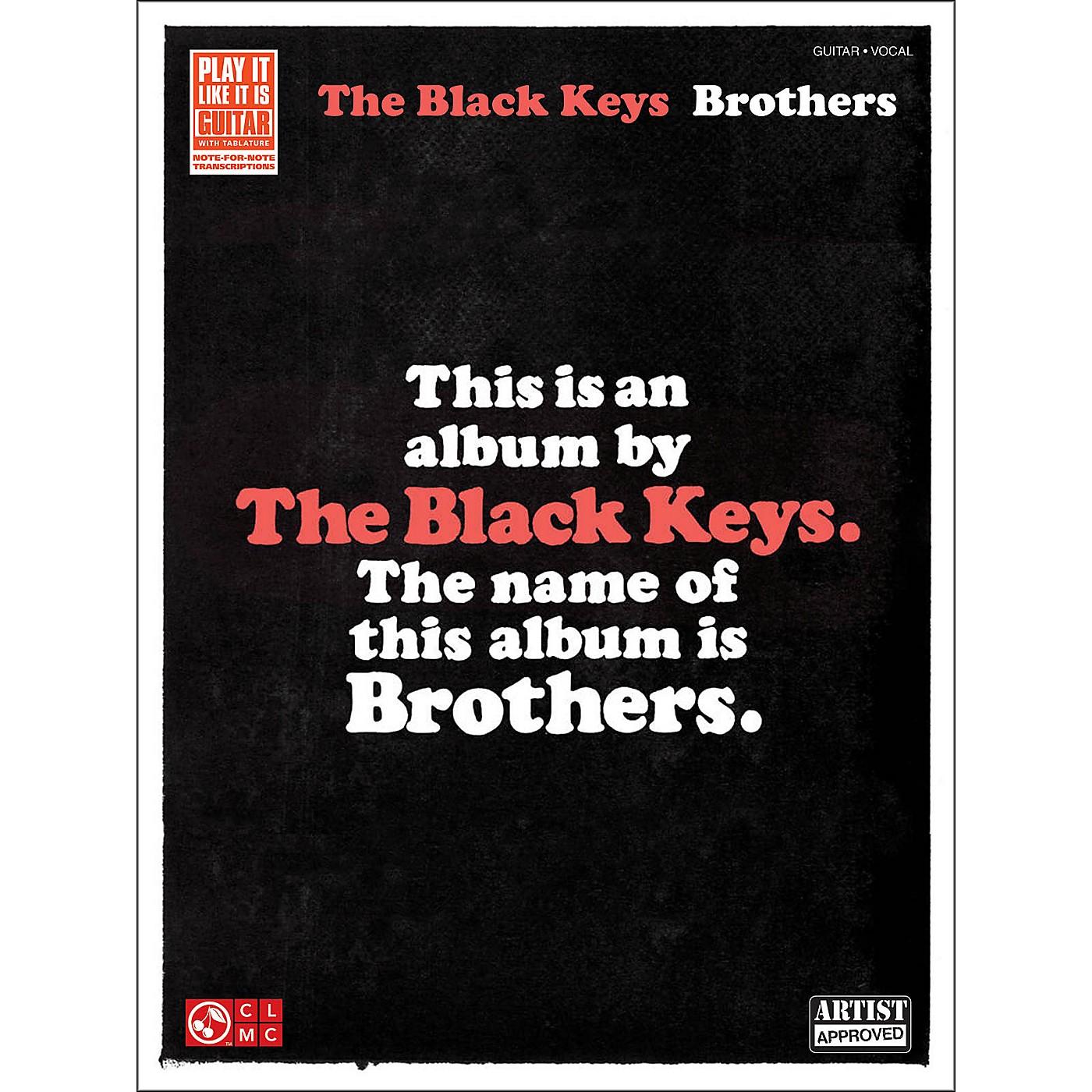 Hal Leonard The Black Keys: Brothers Guitar Tab Songbook thumbnail