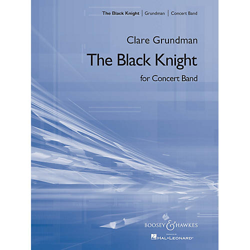 Boosey and Hawkes The Black Knight (Condensed Score) Concert Band Composed by Clare Grundman thumbnail