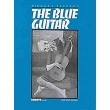 Schott The Blue Guitar (Sonata for Guitar (1982-83)) Schott Series