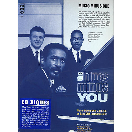 Hal Leonard The Blues Minus You thumbnail
