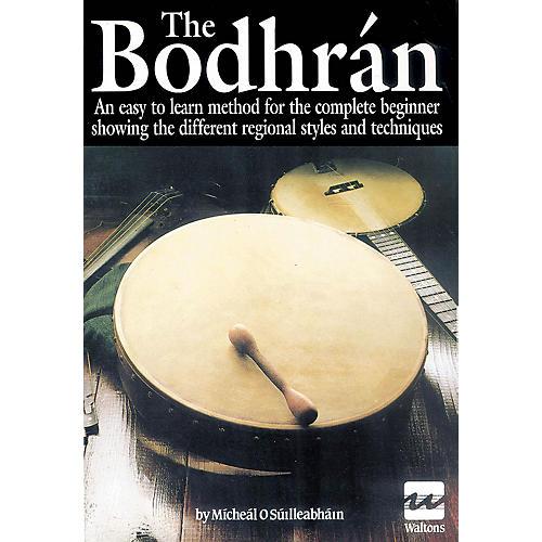 Waltons The Bodhrán Waltons Irish Music Books Series Written by Michael O'Súilleabháin thumbnail