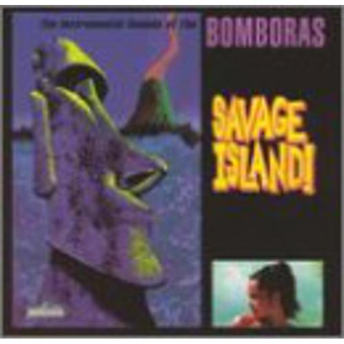 Alliance The Bomboras - Savage Island thumbnail