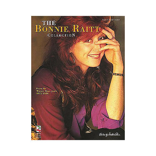Cherry Lane The Bonnie Raitt Collection Book-thumbnail