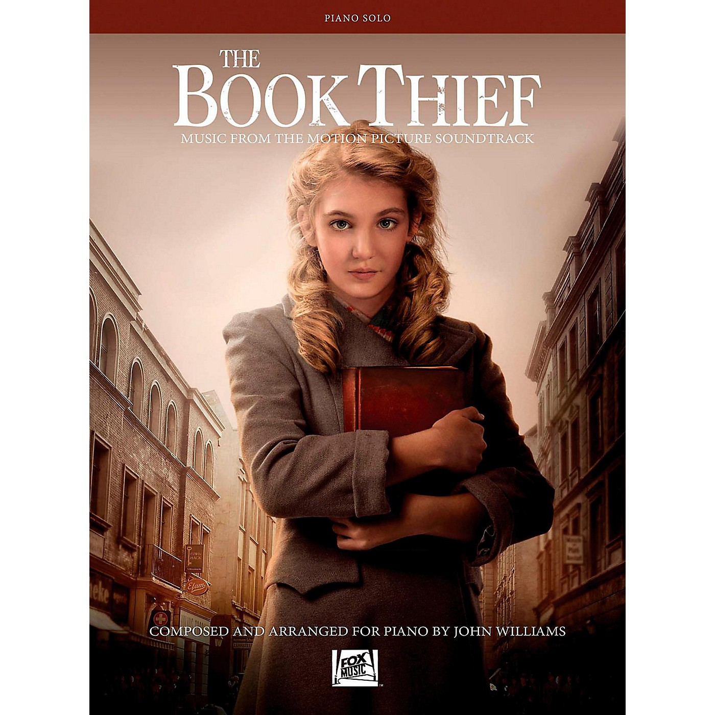 Hal Leonard The Book Thief - Music From The Motion Picture Soundtrack thumbnail