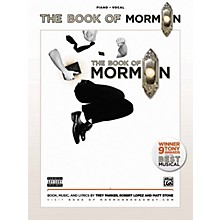 Alfred The Book of Mormon - Sheet Music from the Broadway Musical PVC Book