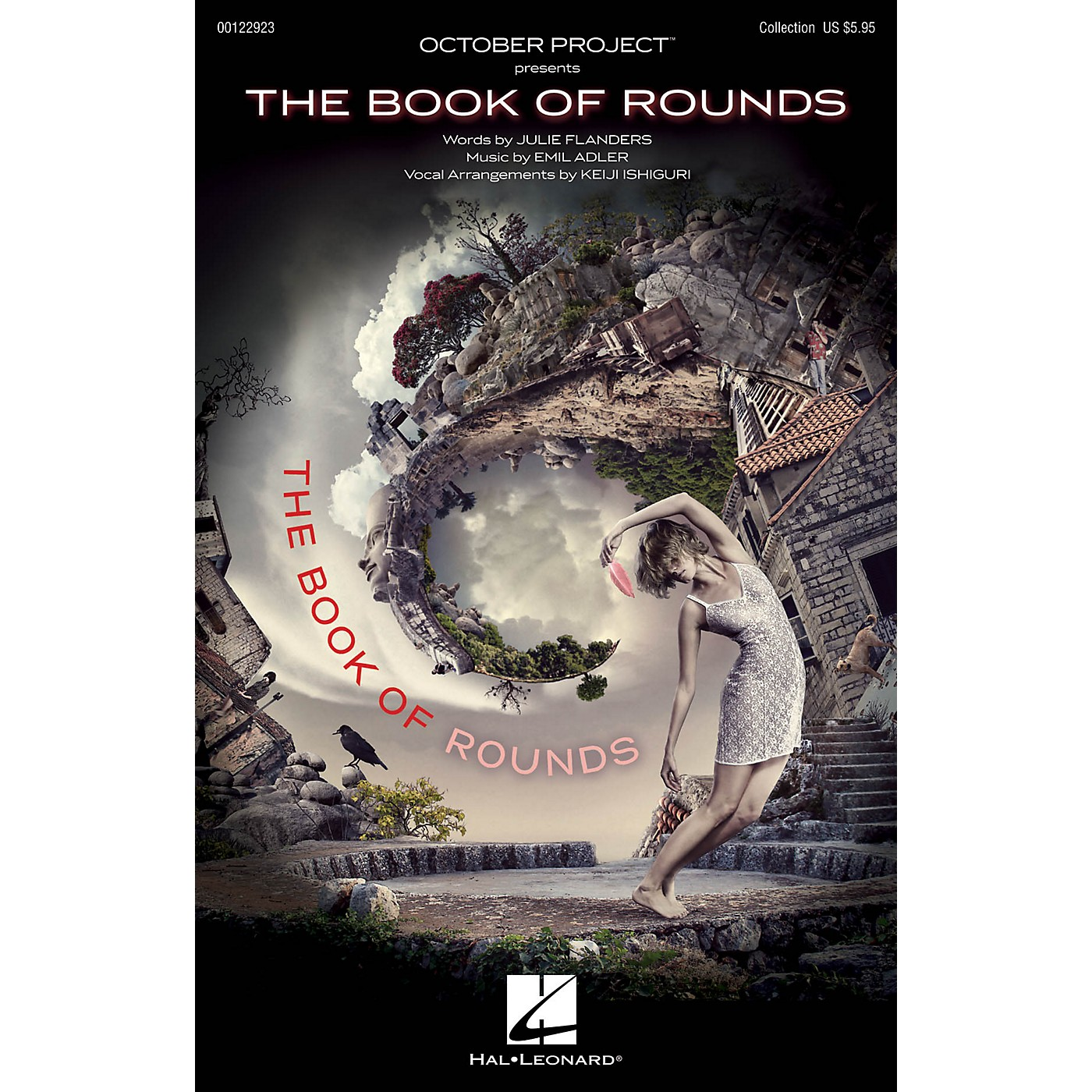 Hal Leonard The Book of Rounds COLLECTION by October Project arranged by Keiji Ishiguri thumbnail