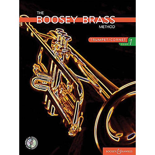 Boosey and Hawkes The Boosey Brass Method (Trumpet - Book 1) Concert Band Composed by Various Arranged by Chris Morgan thumbnail