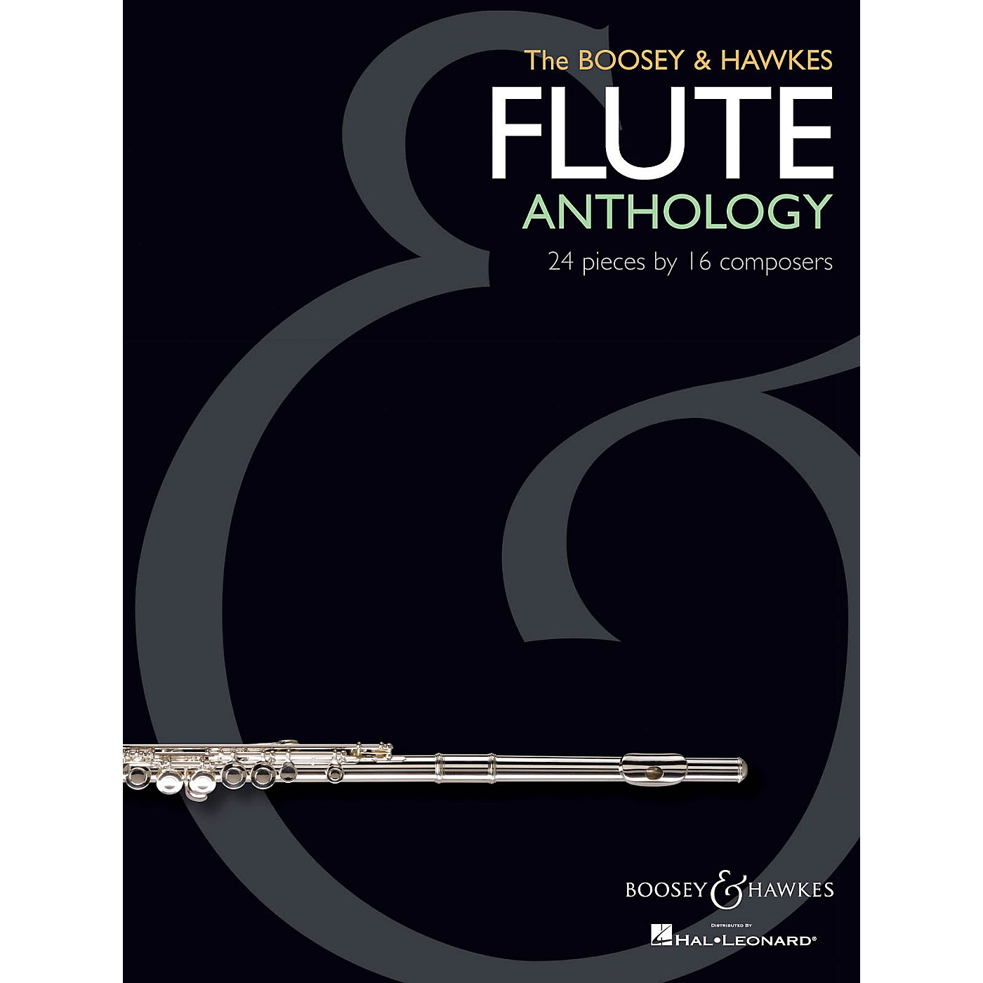 Boosey and Hawkes The Boosey & Hawkes Flute Anthology Boosey & Hawkes Chamber Music Series Softcover Composed by Various thumbnail