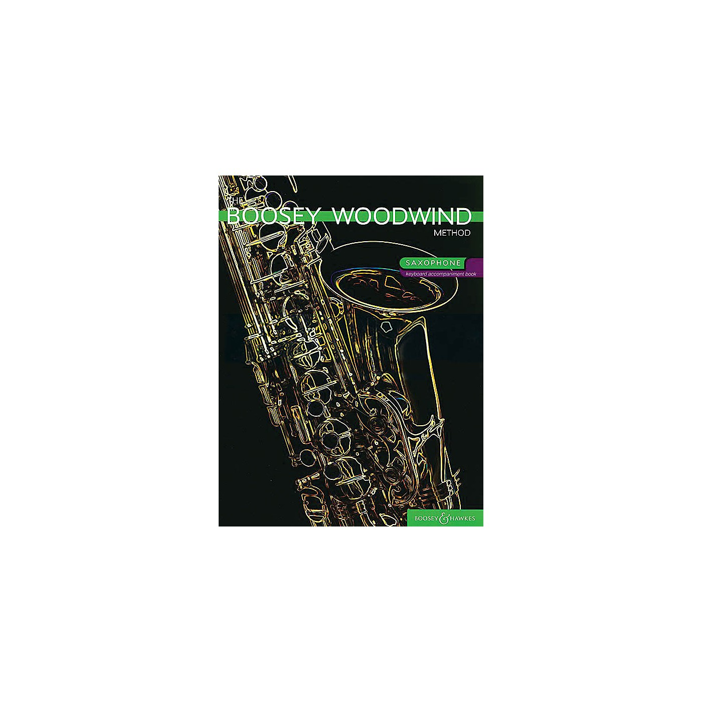 Boosey and Hawkes The Boosey Woodwind Method (Saxophone Accompaniment Book) Concert Band thumbnail