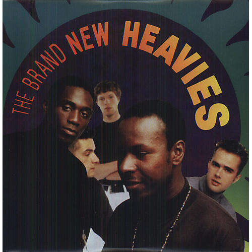 Alliance The Brand New Heavies - The Brand New Heavies thumbnail