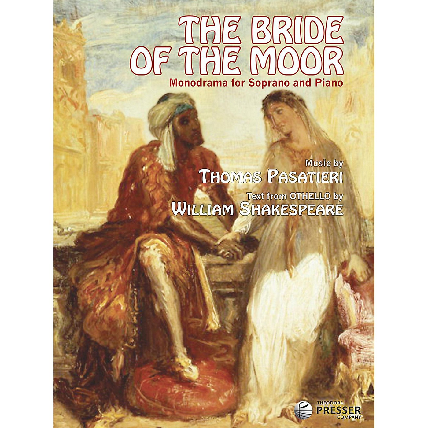 Carl Fischer The Bride of the Moor - Soprano Voice with Piano thumbnail