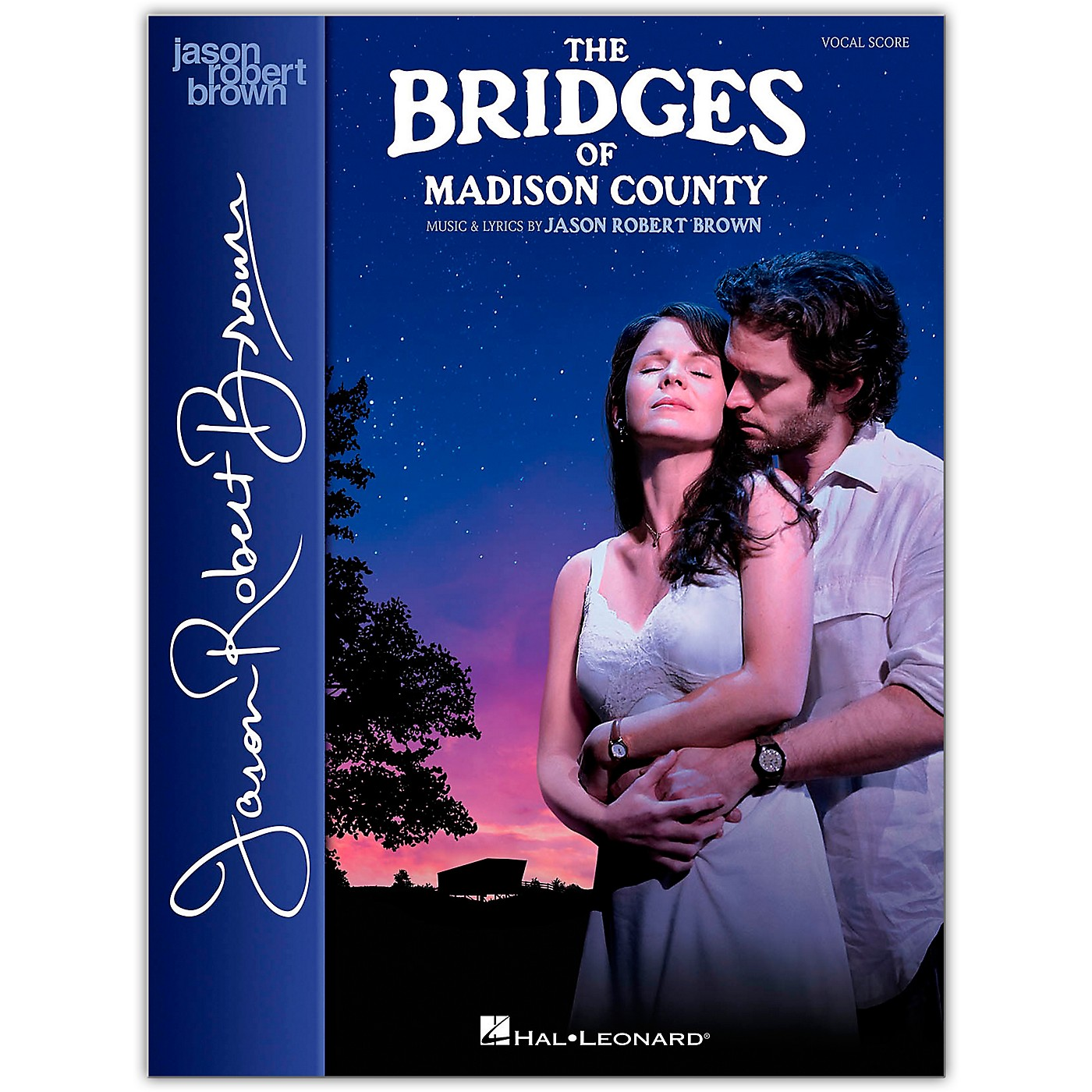 Hal Leonard The Bridges of Madison County Vocal Score thumbnail