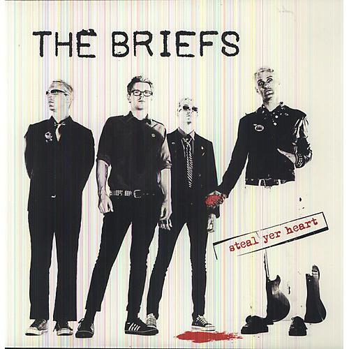 Alliance The Briefs - Steal Yer Heart thumbnail