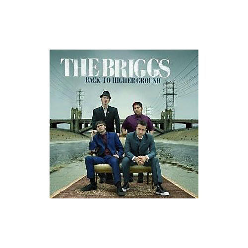 Alliance The Briggs - Back To Higher Ground [Blue Vinyl] thumbnail