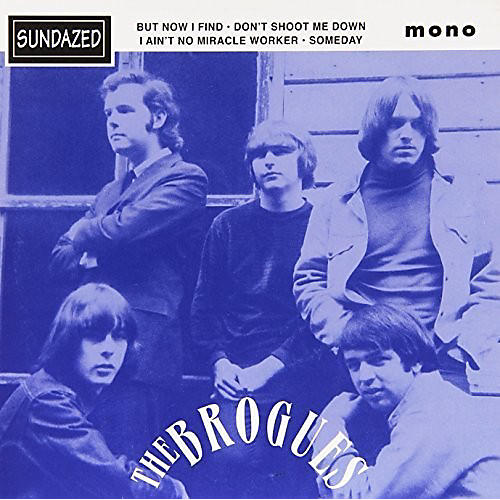 Alliance The Brogues - I Ain't No Miracle Worker / Don't Shoot Me Down thumbnail