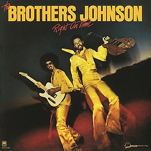 Alliance The Brothers Johnson - Right on Time thumbnail