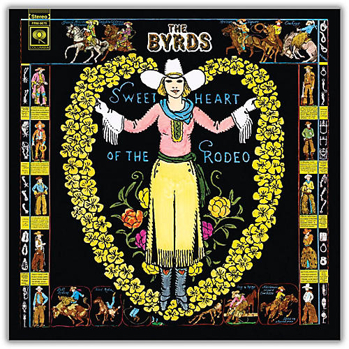 RED The Byrds - Sweetheart of the Rodeo thumbnail