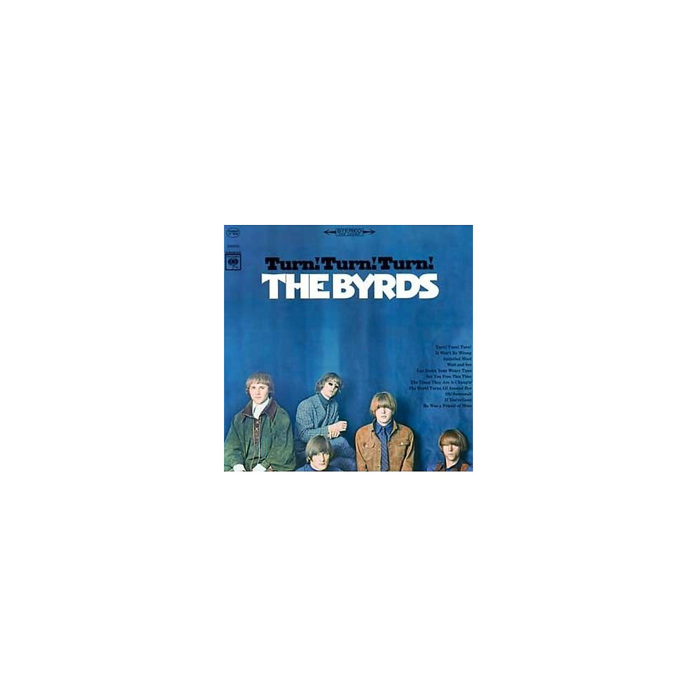 Alliance The Byrds - Turn! Turn! Turn! thumbnail