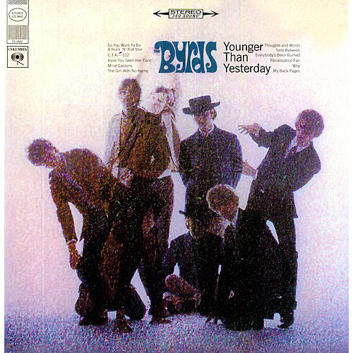 Alliance The Byrds - Younger Than Yesterday thumbnail