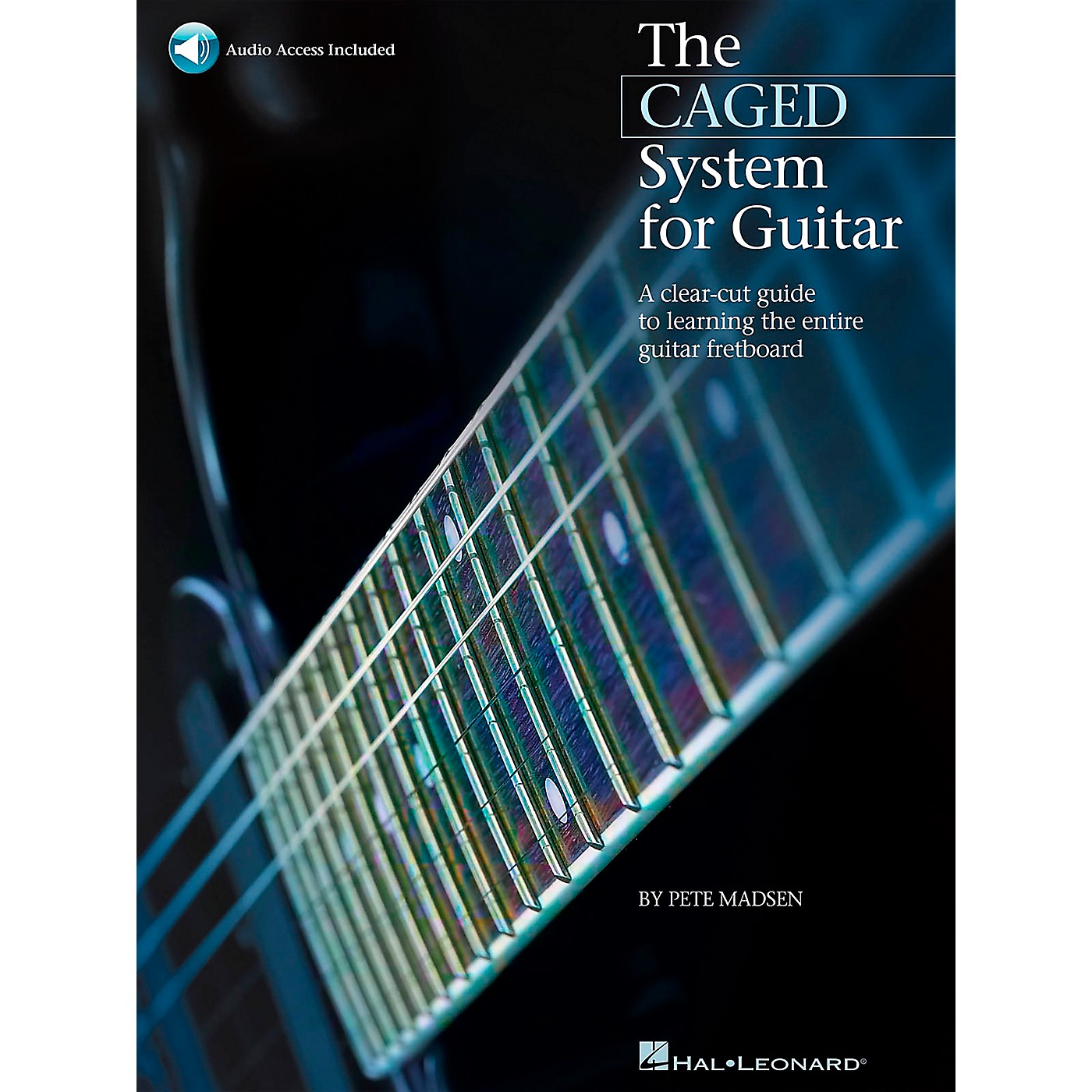 Hal Leonard The Caged System for Guitar - Book/Online Audio Pack thumbnail