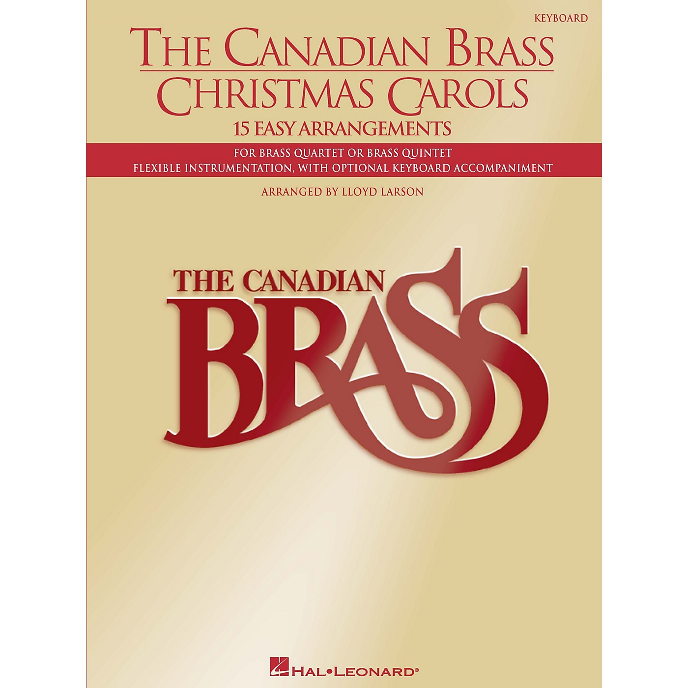 Canadian Brass The Canadian Brass Christmas Carols Brass Ensemble Series Performed by The Canadian Brass thumbnail
