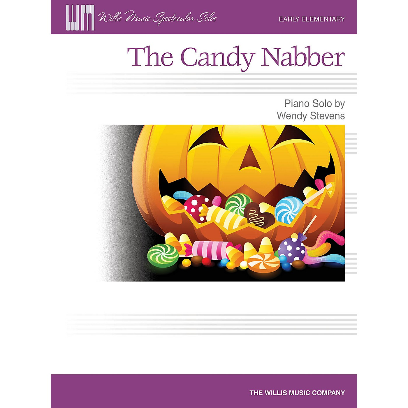 Willis Music The Candy Nabber (Early Elem Level) Willis Series by Wendy Stevens thumbnail