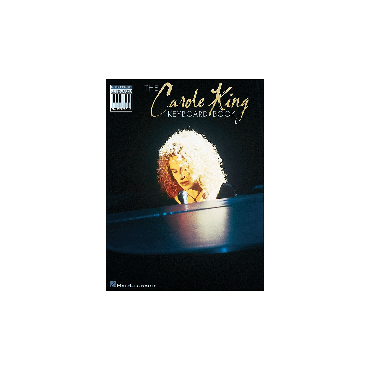 Hal Leonard The Carole King Keyboard Book thumbnail
