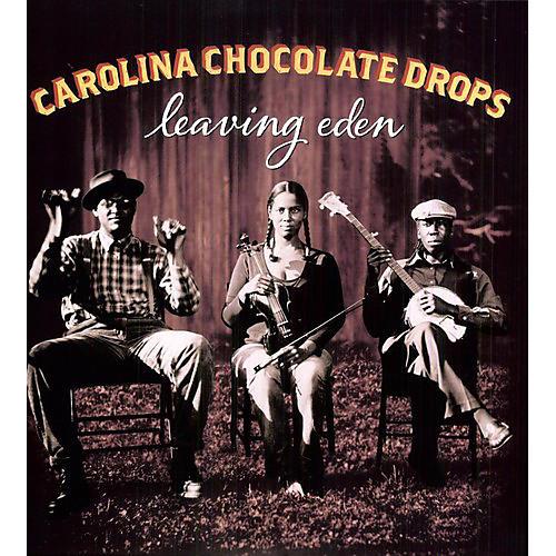 Alliance The Carolina Chocolate Drops - Leaving Eden thumbnail