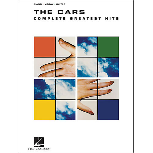 Hal Leonard The Cars - Complete Greatest Hits P/V/G Songbook thumbnail