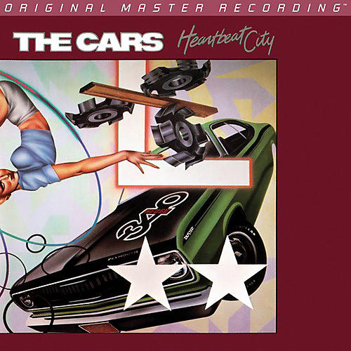 Alliance The Cars - Heartbeat City thumbnail