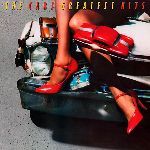 The Orchard The Cars - The Cars Greatest Hits LP thumbnail