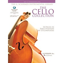 G. Schirmer The Cello Collection - Easy to Intermediate Level String Series Softcover Audio Online
