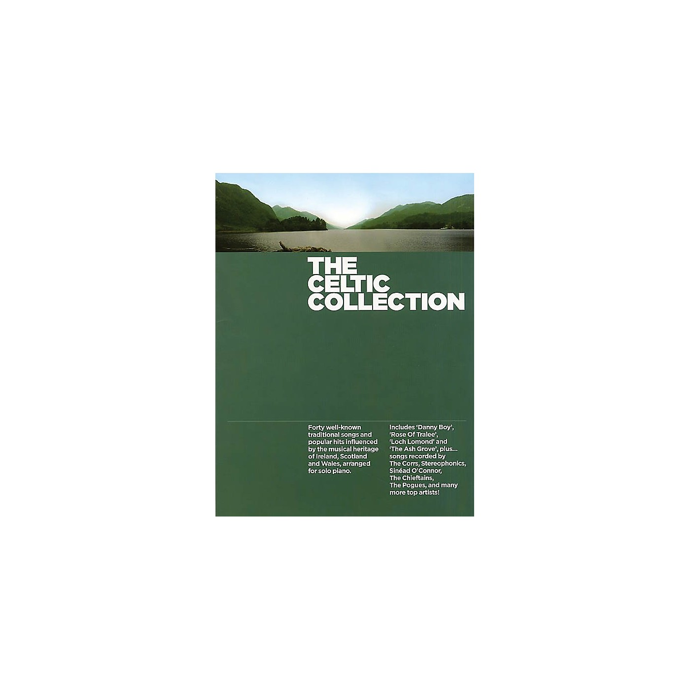 Music Sales The Celtic Collection for Solo Piano Music Sales America Series Softcover thumbnail