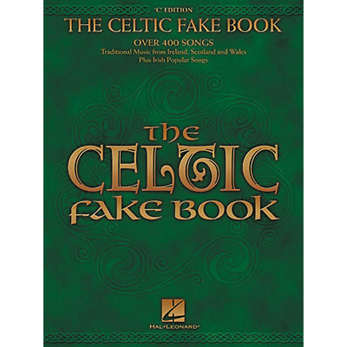 Hal Leonard The Celtic Fake Book thumbnail