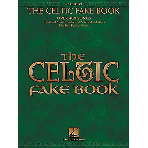 Hal Leonard The Celtic Fake Book thumbnail