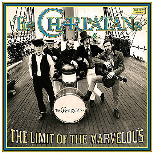 Alliance The Charlatans - Limit of the Marvelous thumbnail