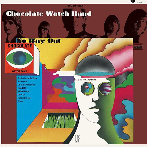 Alliance The Chocolate Watchband - No Way Out thumbnail