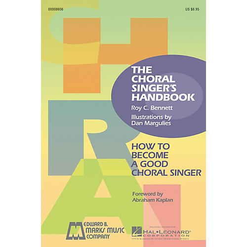 Edward B. Marks Music Company The Choral Singer's Handbook (The Definitive Manual for All Group Singers) thumbnail