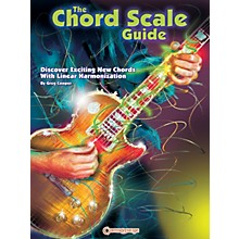 Centerstream Publishing The Chord Scale Guide Guitar Series Softcover Written by Greg Cooper