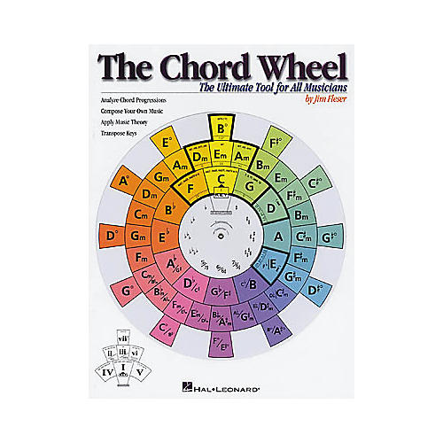 Hal Leonard The Chord Wheel thumbnail