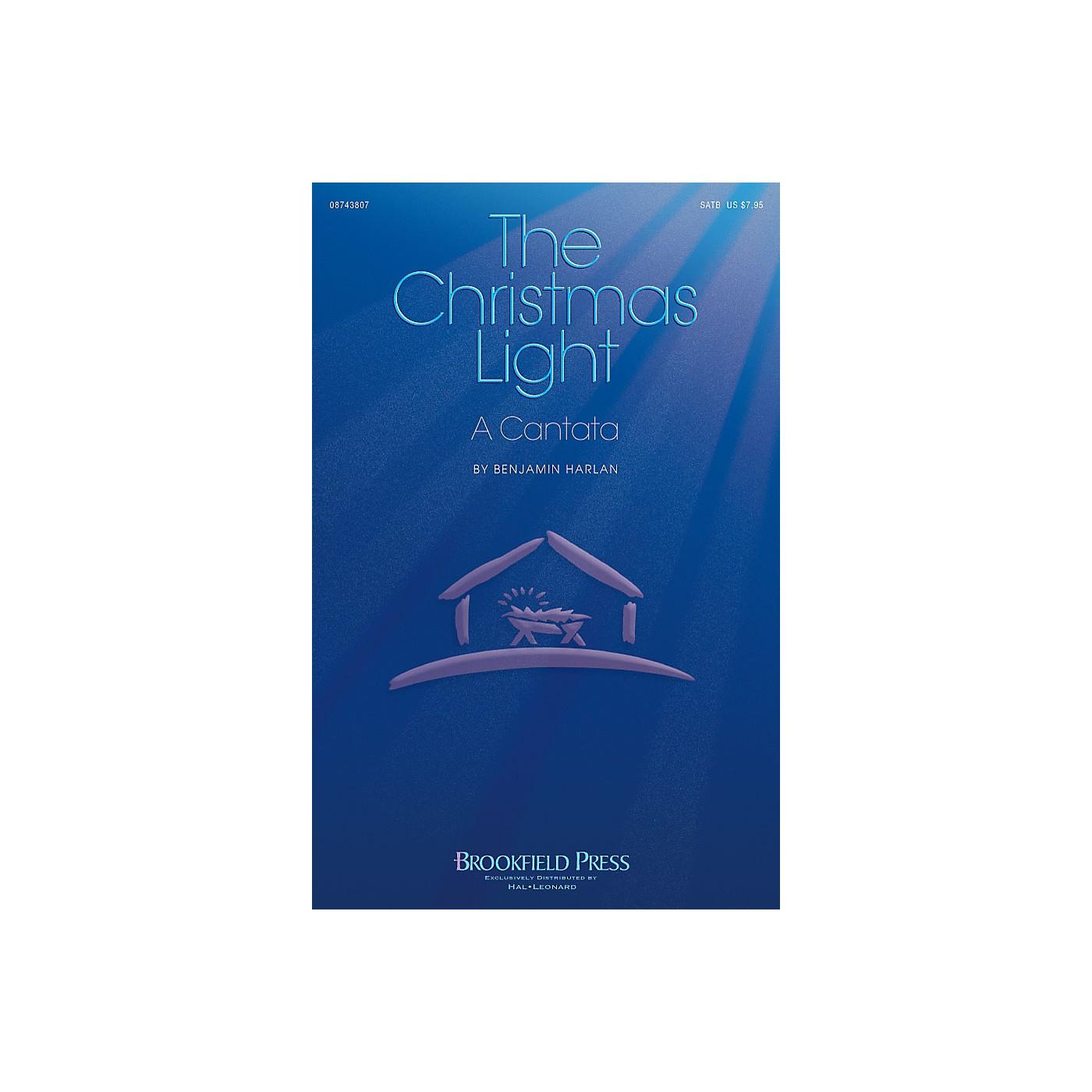 Hal Leonard The Christmas Light SATB composed by Benjamin Harlan thumbnail