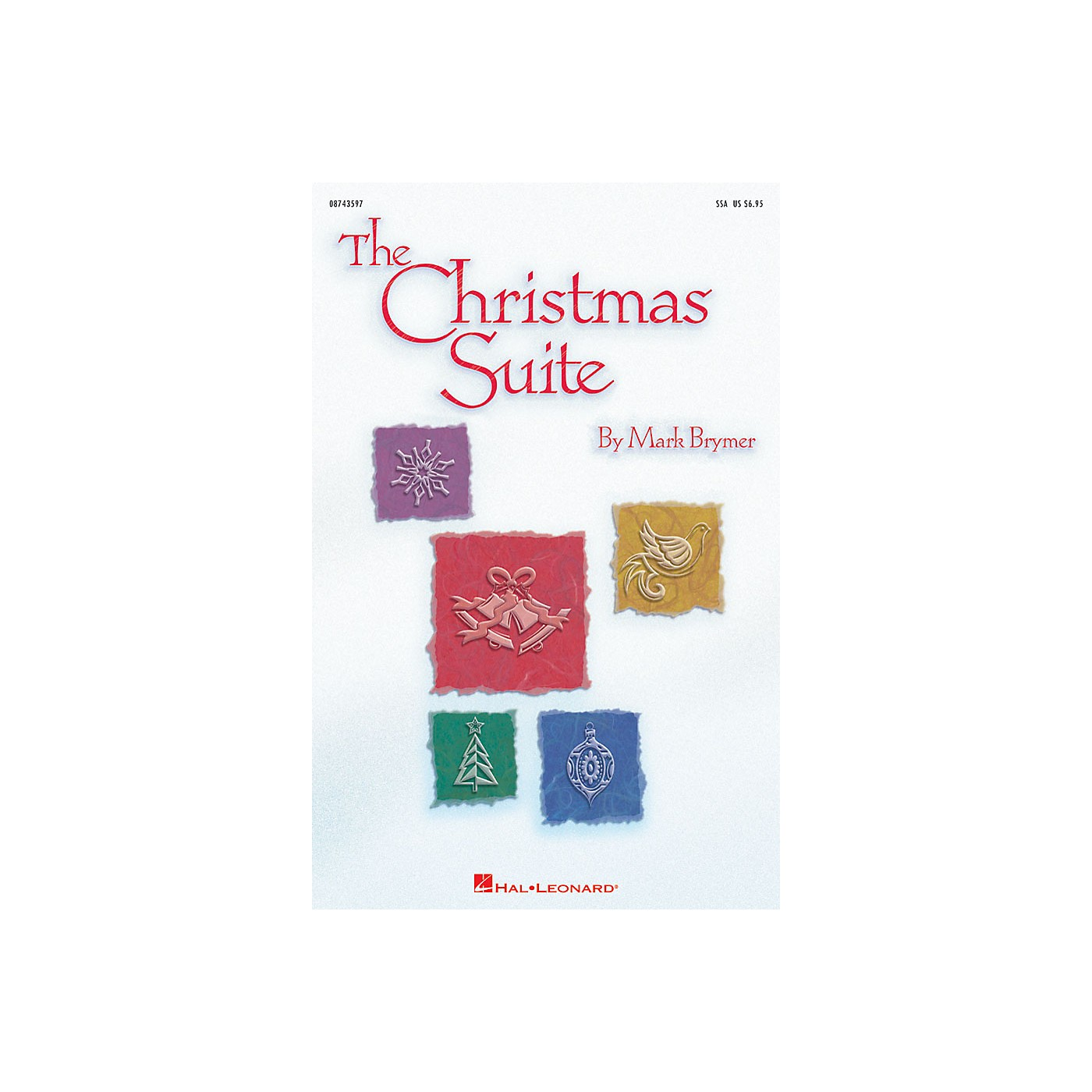 Hal Leonard The Christmas Suite ShowTrax CD Composed by Mark Brymer thumbnail
